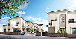 【新規】ドリームハウス平野加美東【長期優良住宅】2wayアクセス、利便性の高い住宅街の外観