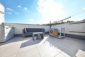 【施工例】交野市倉治プロバンス風モデルハウスのキッズルーム