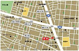 TOSCO 一宮市緑:交通図