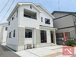 【ベスト・ハウジング】小豆餅4丁目9期A・C号地 新築一戸建て(浜松市中区)の外観