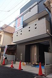 阿倍野区松虫通1丁目 新築戸建3480万円