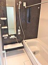 【4号棟・浴室】全棟、浴室換気暖房乾燥機付きです。
