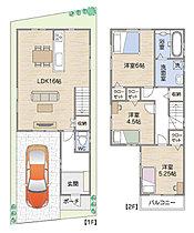 D-1号地 和室6帖