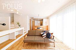 ポラスの分譲住宅 HITO-TOKIひととき南柏パークフロントの外観