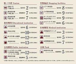 【建築条件なし売土地】幸田町の家 B区画 【クレストンホーム】:案内図