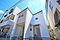 ナゴヤドーム南1の家【クレストンホーム】の外観