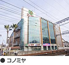 コノミヤ 弥刀店 徒歩7分