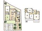 建物面積117.58m2 2世帯や大家族にオススメです。