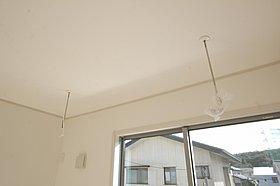 室内物干し金具(仕様が異なる場合があります)