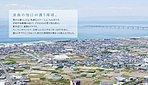 南海本線「岡田浦」徒歩7分。学校や幼稚園も近く、子どもたちの登下校も安心です。
