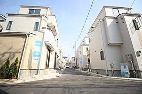 JR南武線「武蔵中原」駅バス7分「子母口住宅前」停歩4分。