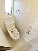 【9号棟トイレ】 家計と環境に優しい節水型トイレ