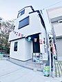 【永大グループ施工 代理物件】 スーパー徒歩4分、公園近く/足立区神明(全2棟) 新築分譲住宅