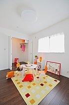 子供部屋(モデルハウス)