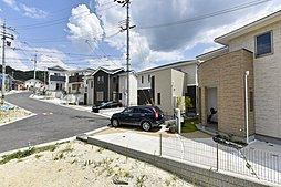 「フィオレハウス生駒壱分」 4タイプのお住まいがご覧頂けます。