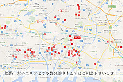 LDK22.5帖の邸宅OPEN―SmileTown大津イオン前―【KANJU】:案内図