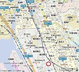 Smart Village 寒川町3:案内図