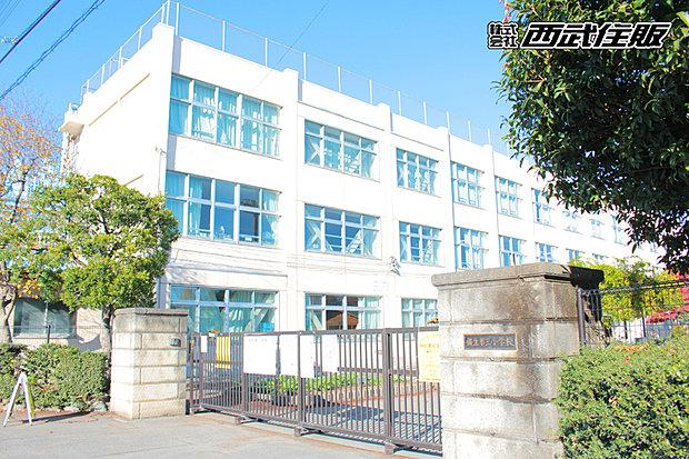 福生第三小学校