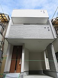 【墨田3丁目】南向きで陽当りの良い新築戸建て