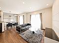 【家具つき】80坪越えの広い敷地・制震ダンパー付きで安心。ノーブルガーデン鯉淵