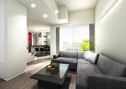 【JR北松戸駅】歩6分 駅近×高台×制震デザイナーズハウス 開放的なLDKとロフトのある家の外観