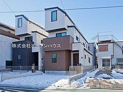 東武東上線「中板橋」駅徒歩圏内の新築分譲住宅