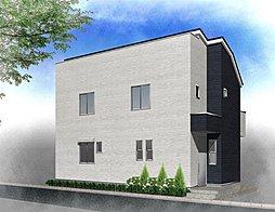 ◇現地ご案内中◇京成曳舟徒歩8分の2階建新築戸建