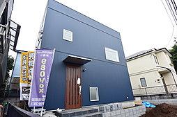 980Voxスキップフロア日高市中沢新築住宅 住んで楽しい家9...