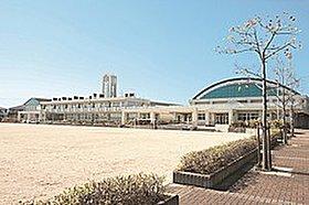 山手台小学校 宝塚市内の小学校で最も広いグラウンド