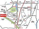 長岡京周辺環境:阪急線・JR線の利用可能です。