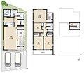 QTハウス 中村区中村町六丁目の土地(建築条件付土地) 2区画