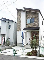 【セントフローレンスタウン阪急西山天王山2】敷地30坪超 全5...