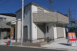 【三郷中央駅 徒歩9分】シンデレラ階段でルーフバルコニーへ。4...