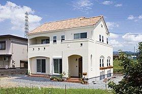 施工例「無垢材を使ったナチュラルテイストの家」