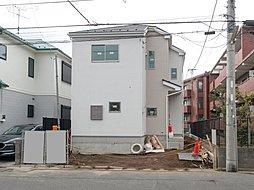 市川市真間5丁目 新築一戸建て 全1棟