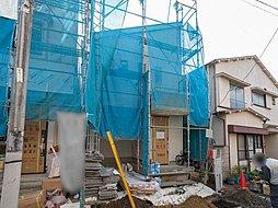 【西新井駅徒歩7分】足立区梅島3丁目 新築一戸建て 2期 全3棟