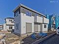 【水戸駅徒歩15分】水戸市酒門町 新築一戸建て住宅 全4棟