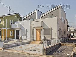 【蘇我駅利用】千葉市中央区蘇我4丁目 新築一戸建て 全2棟