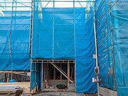 【鬼越駅徒歩4分】市川市北方1丁目 新築一戸建て 1期 全3棟