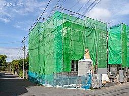 【京成中山駅徒歩11分】市川市若宮1丁目 新築一戸建て 全2棟