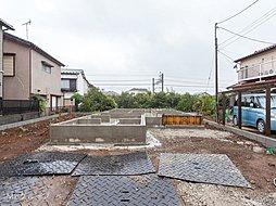 【運河駅徒歩10分】流山市東深井7期 新築一戸建て 全1棟