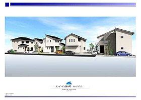 【分譲地パース】建築士がご希望の設計プランをご用意致します!