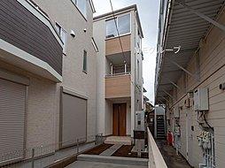 板橋区赤塚2丁目 新築戸建 全3棟