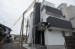 【カースペース2台可】市川市稲荷木3丁目 新築一戸建て 全3棟