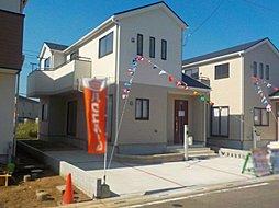 ◆「北坂戸」駅徒歩8分◆坂戸市大字片柳第3 新築戸建て 全2棟