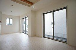 【ロフト付き4LDK】朝霞市朝志ヶ丘4丁目 新築一戸建て 全5棟
