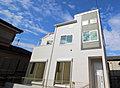 ideal oasis stage小田急線生田駅徒歩8分、自然が多くい住宅街に佇む