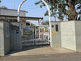 神大寺幼稚園 1000m:広い園内で体力をつくり、ゆきとどい