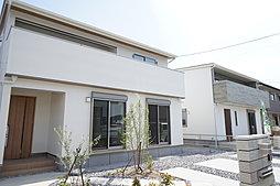 イワタ建設 関市小瀬 新築分譲住宅の外観