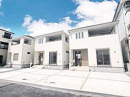 新築一戸建~兵庫県尼崎市大庄中通 クレイドルガーデン 全4邸